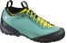 Arc'teryx W's Acrux FL Approach Shoes Patina/Venom